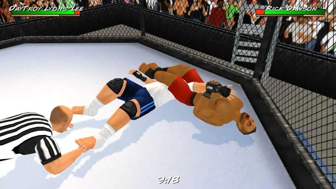 摔角革命3D破解版