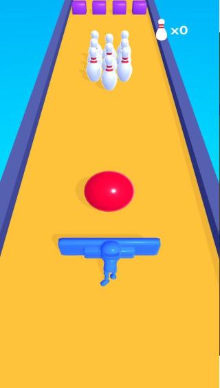 弹击保龄球游戏下载