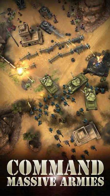 西格第二次世界大战安卓游戏