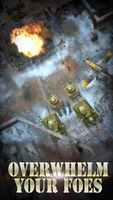 西格第二次世界大战汉化破解版