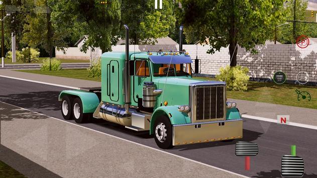 世界卡车驾驶模拟器最新版