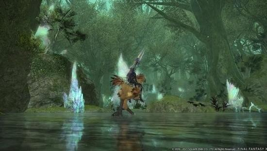 最终幻想14 PS5版公测开启 全新画质内容分享[多图]图片3