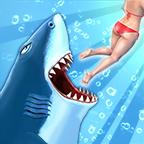 饥饿的鲨鱼进化破解版无限钻石金币