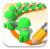 玩具军平局防御安卓版
