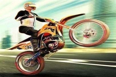 摩托车高峰赛手破解版