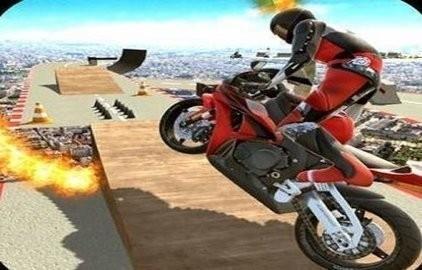 摩托车高峰赛手正式版