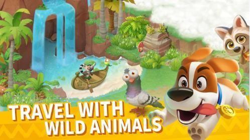家庭农场探险破解版游戏最新下载