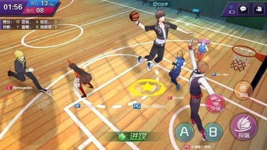 青春篮球官网
