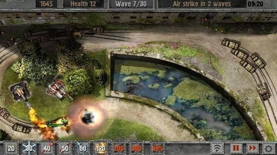 战地防御2中文破解版图片2