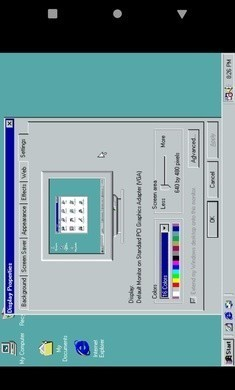 Win98模拟器图片1