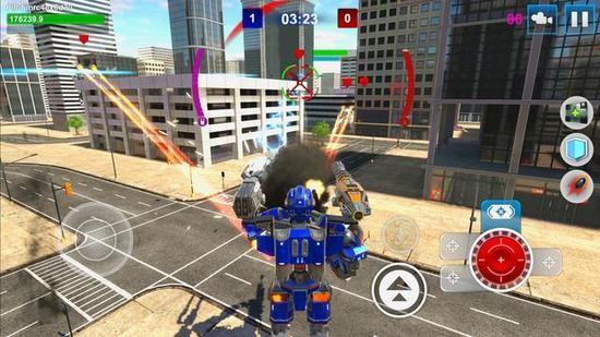 机械战争破解版下载图3