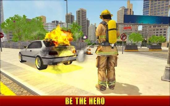 消防员模拟器2018图片1