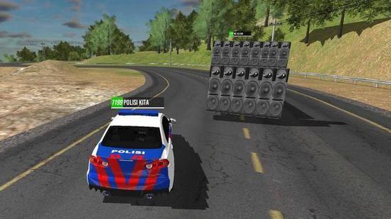 IDBS警车模拟器破解版图片2