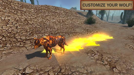 狼进化模拟器下载