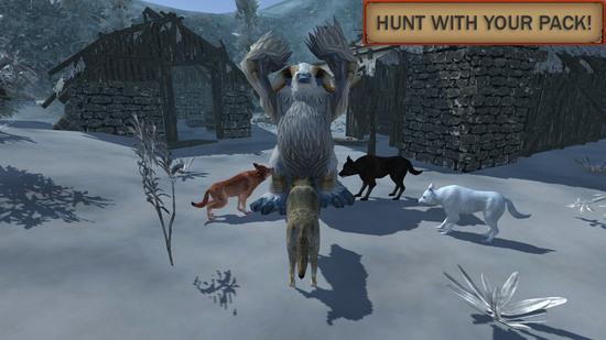 狼进化模拟器手机版