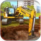 挖掘机模拟器破解版