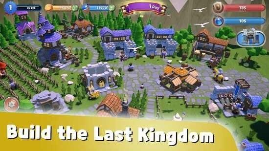 最后的王国防御手游下载