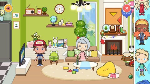 米加小镇公寓免费版图3