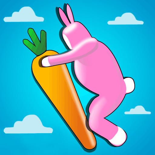 超级疯狂兔子人无限钻石版