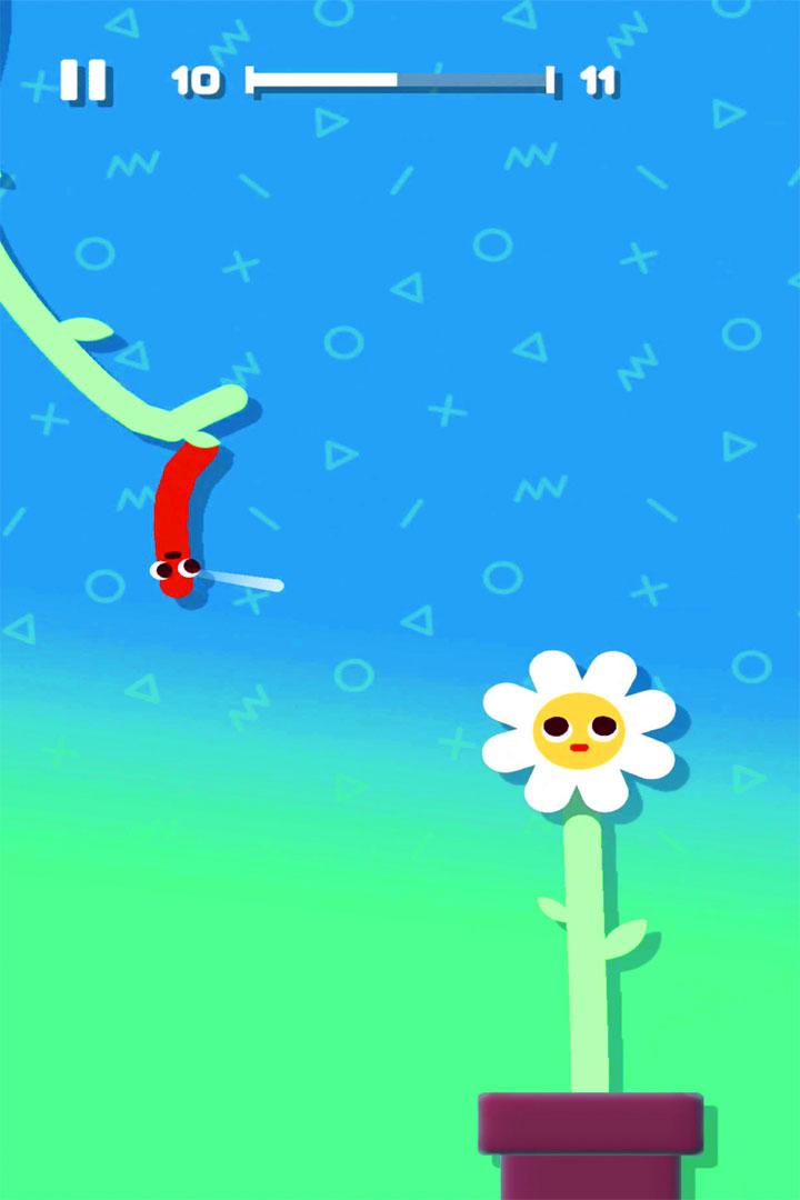 滚动的香肠破解版游戏下载