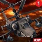 武装直升机模拟机3D战斗空袭安卓版