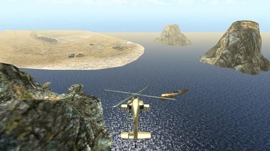 武装直升机模拟机3D战斗空袭免费版下载