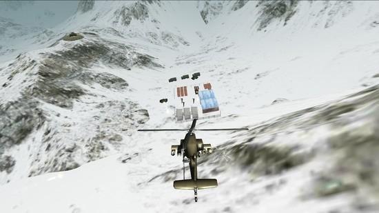 武装直升机模拟机3D战斗空袭手游下载