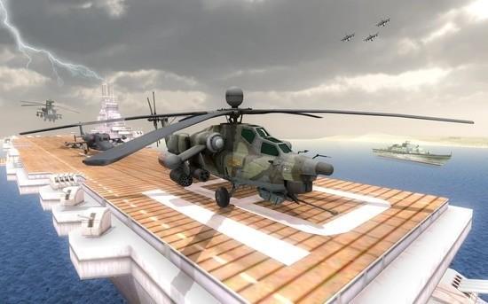 武装直升机模拟机3D战斗空袭正式版下载