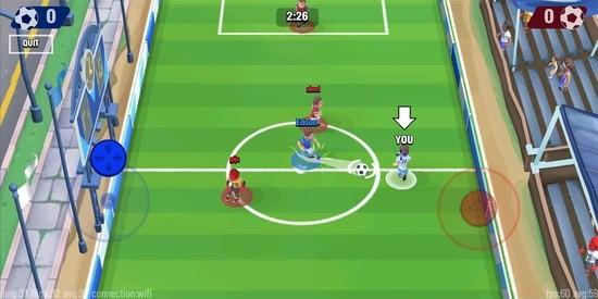 对决足球下载v1.07最新版