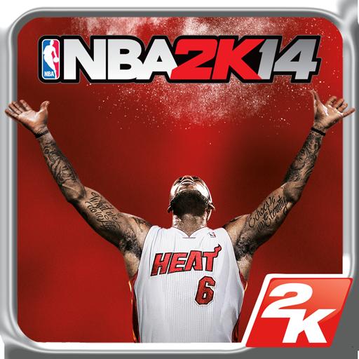 NBA2K14汉化版破解版