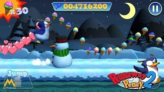 企鹅环球跑2游戏v1.0.0安卓版