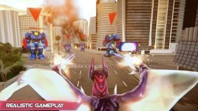 飞龙终极机器人官方版下载