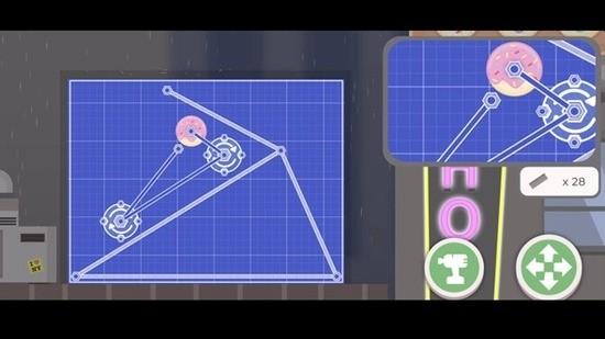 甜甜圈组件游戏下载
