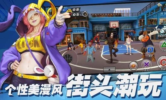 潮人篮球破解版下载