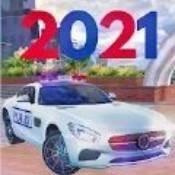 梅赛德斯警车模拟器2021最新版